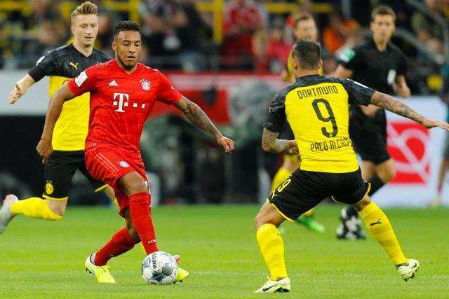 Bayern vs Dortmund