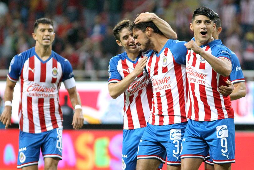 Chivas vence al Atlético San Luis