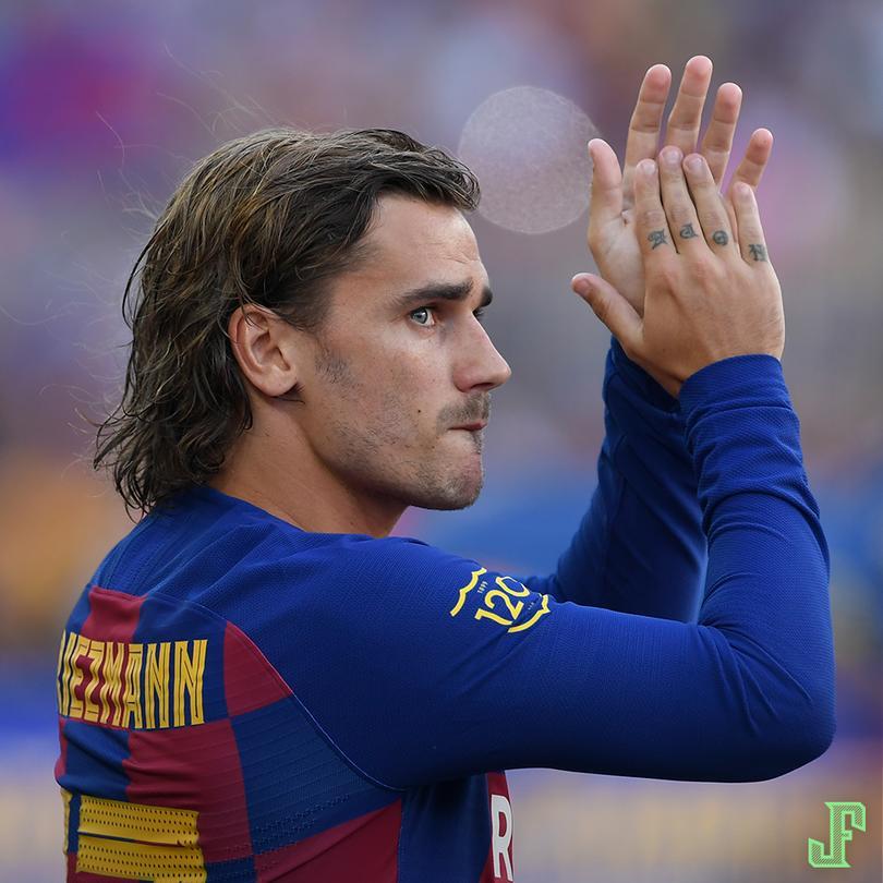 ¡INOLVIDABLE! ??  10 de agosto de 2019, la fecha en que Griezmann marcó su primer gol con el Barcelona. ¡El primero de muchos!