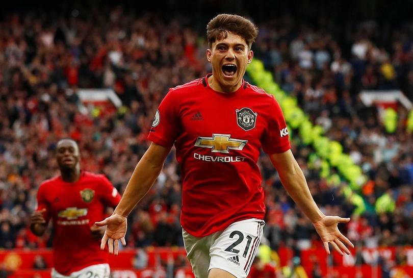 El Manchester United venció al Chelsea