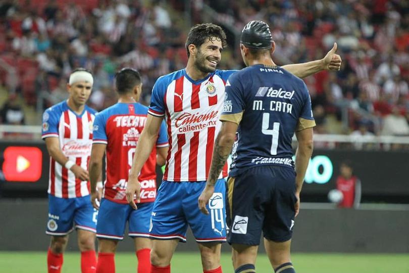 Antonio Briseño está a tope con Chivas y busca seguir aportando