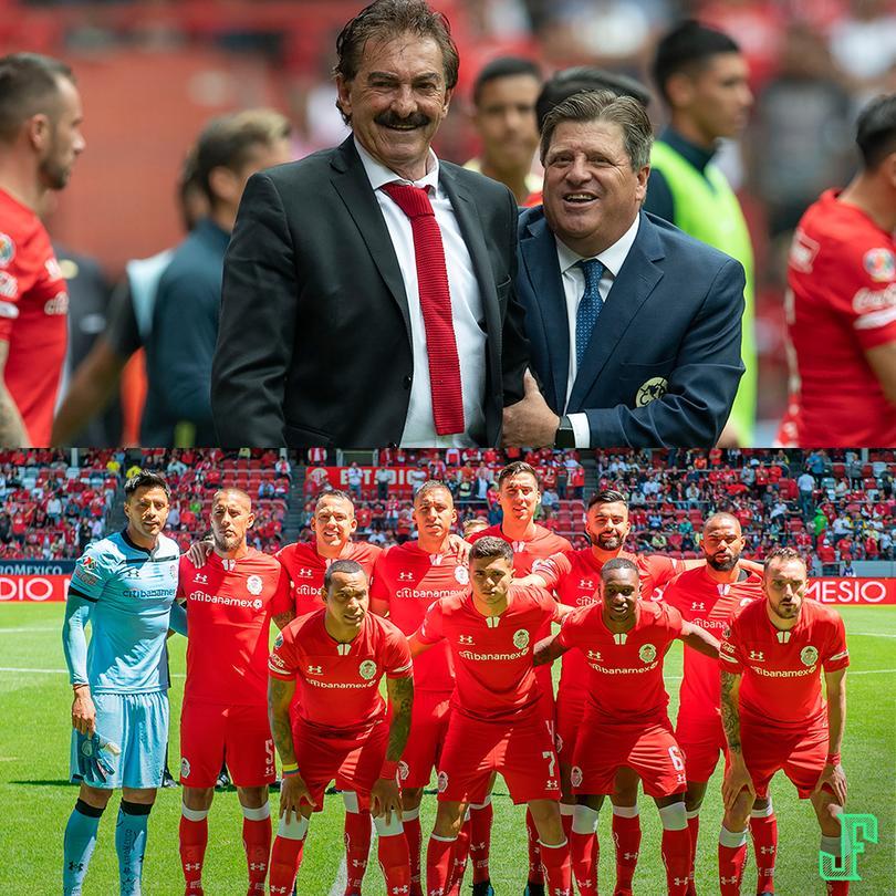 """¡MÁS RESPETO PARA EL TOLUCA!  """"La gente piensa que Toluca es un equipo fácil. Hoy se habla mucho de Tigres, pero Toluca tiene 10 títulos, está entre los grandes""""  -Miguel Herrera"""