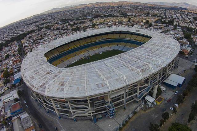 Ladrones ingresaron a los vestuarios del Jalisco para robar artículos con valor de un millón de pesos