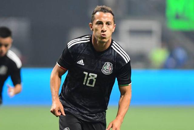 Andrés Guardado rechazó al América y Monterrey