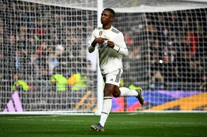 El Madrid no está dispuesto a negociar por Vinicius
