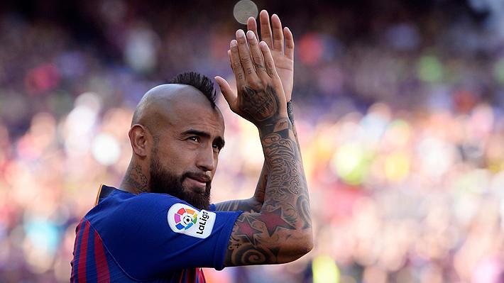 El Barcelona ya le habria puesto precio a Arturo Vidal