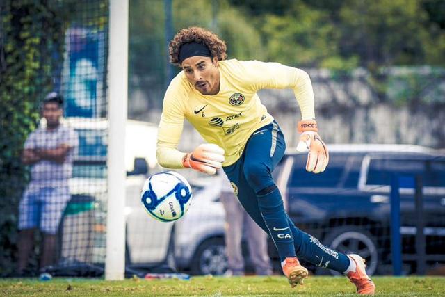 Memo Ochoa podría  jugar el martes en la semifinal de la Leagues Cup