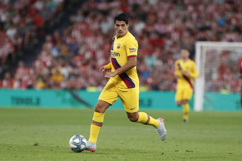 Luis Suárez es baja del Barça por lesión