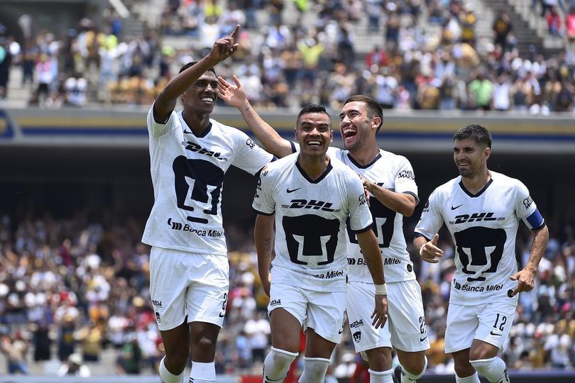 Pumas venció a Veracruz
