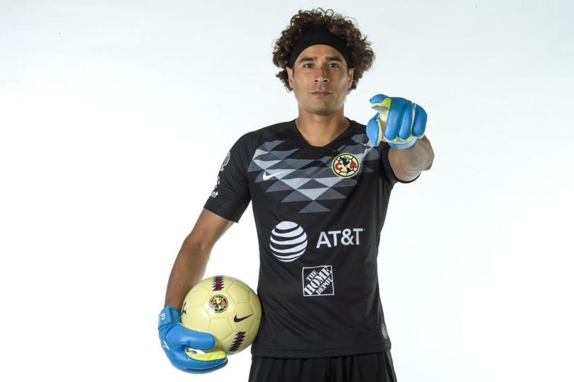La afición americanista espera con ansias el debut de Memo Ochoa