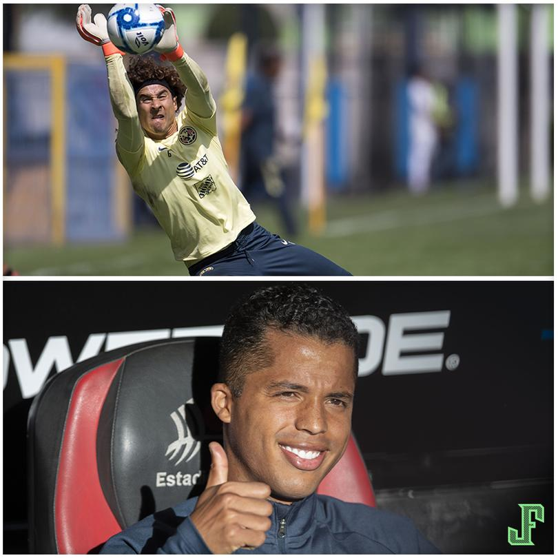 Guillermo Ochoa y Giovani dos Santos viajarán para la semifinal de Leagues Cup