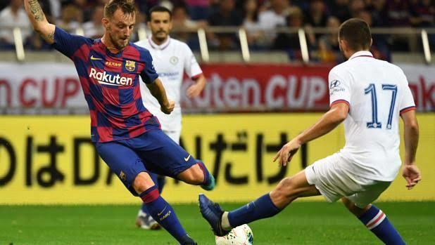 La Juve planea un intercambio con el Barcelona donde entraría Ivan Rakitic