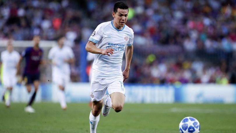 Hirving Lozano a punto de convertirse en nuevo jugador del Napoli