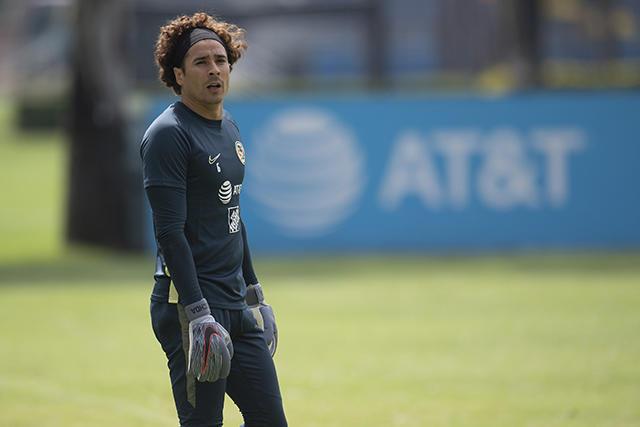 Guillermo Ochoa irá a la banca en la Leagues Cup