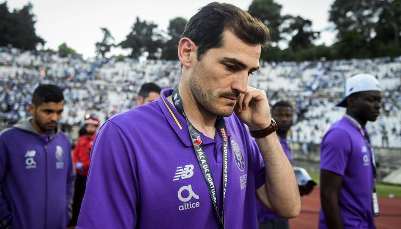 Iker Casillas todavía no se retira por completo dle futbol