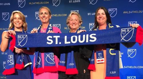 La MLS estrenará equipo en St. Louis