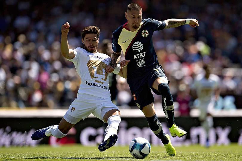 Directiva de Pumas pide a sus jugadores ignorar a Nico Castillo