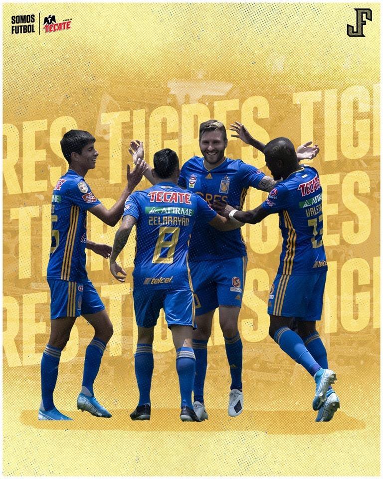 Tigres es finalista de la Leagues Cup