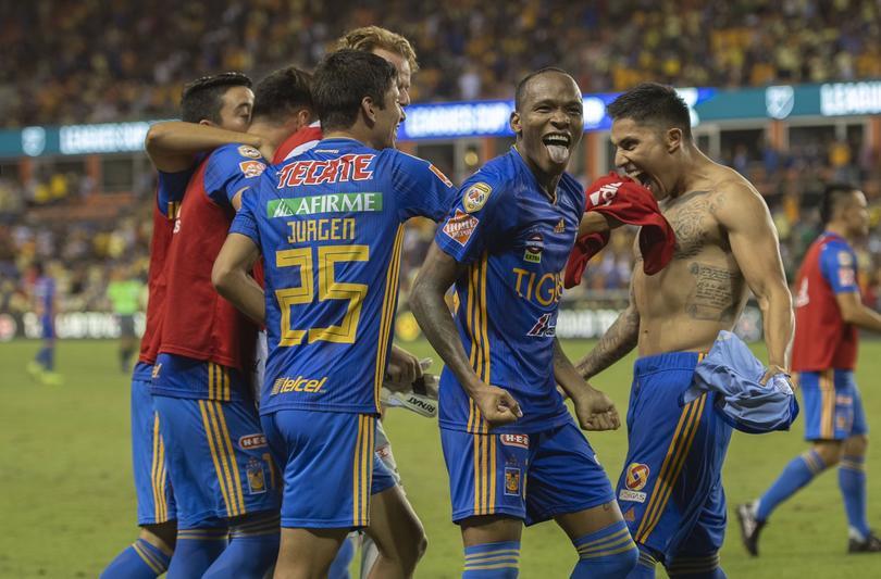 Tigres eliminó al América en semifinales