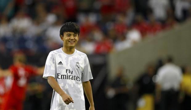 Kubo jugará en el Mallorca la próxima temporada