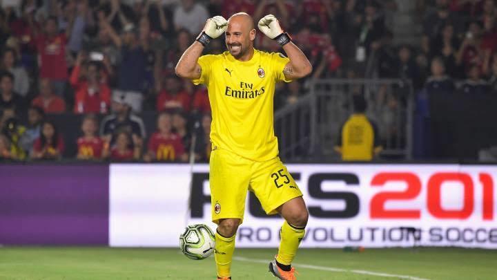 El Real Madrid estaría buscando a Pepe Reina