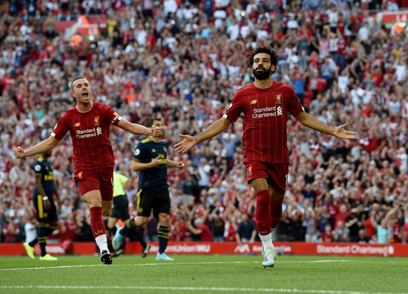 Liverpool venció al Arsenal