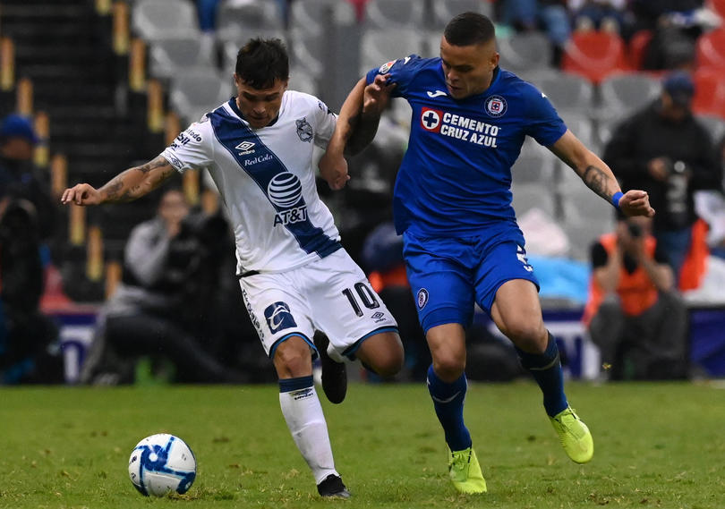 Puebla vs Cruz Azul