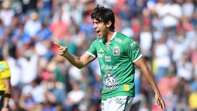 ¡JJ Macías podría jugar en España!