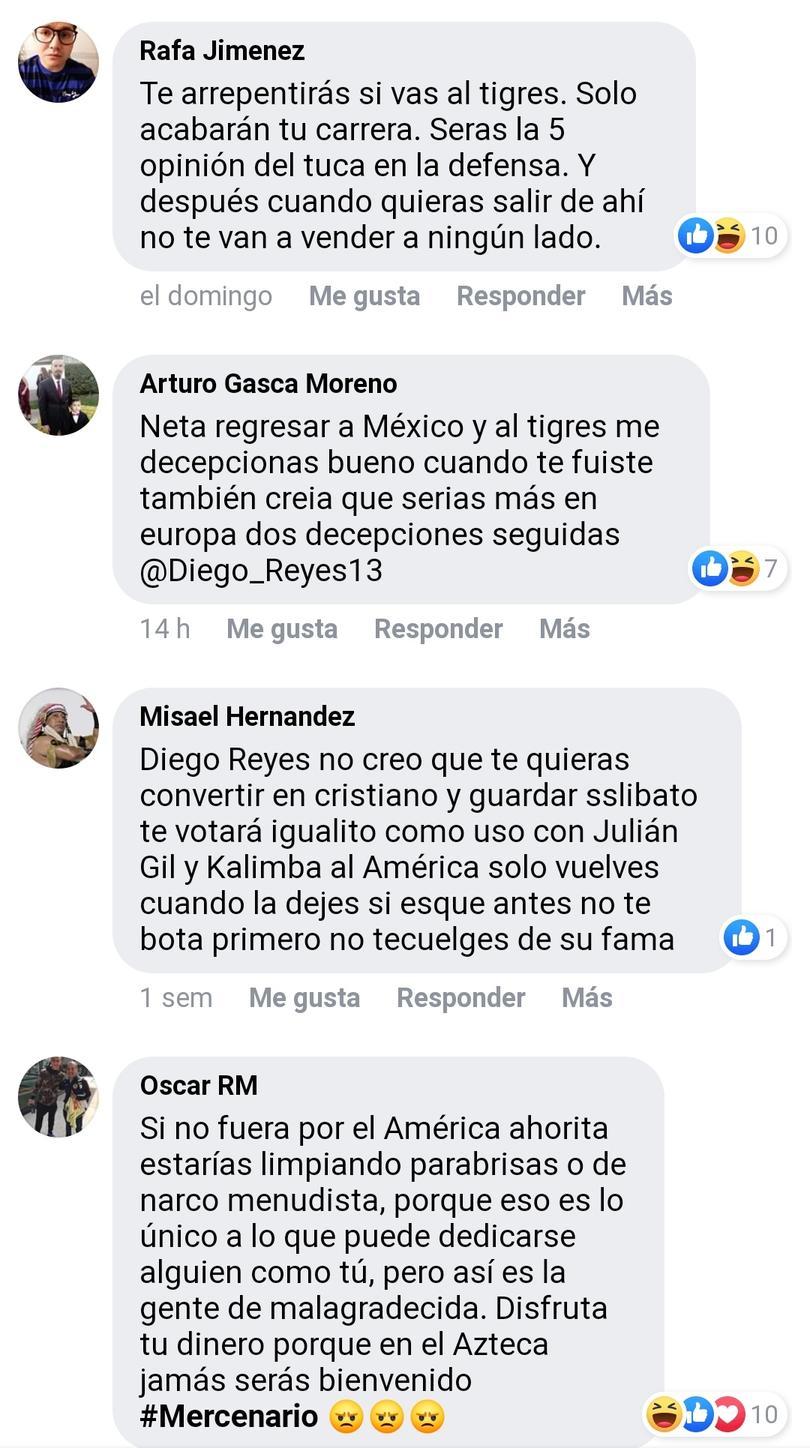 Facebook Diego Reyes