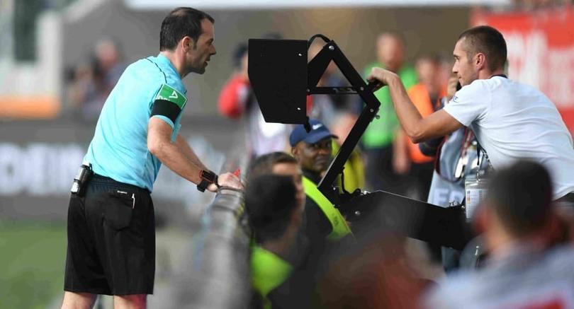 Arbitro Marco Fritz