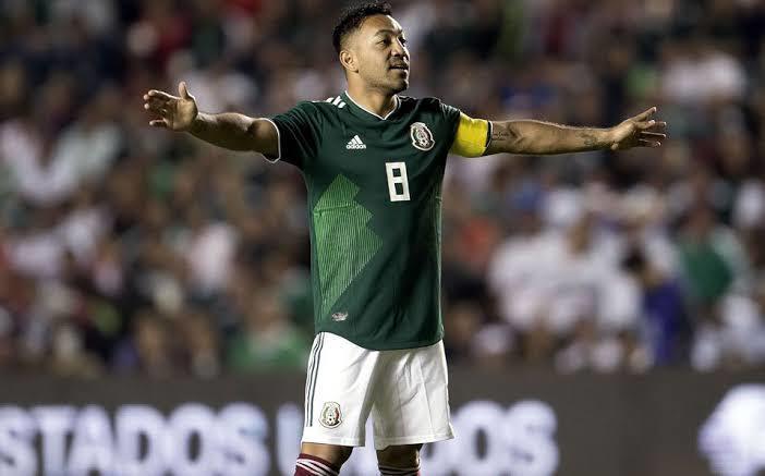 Marco Fabián volvió a la Selección