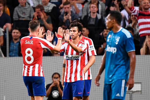 Juventus vs Atlético