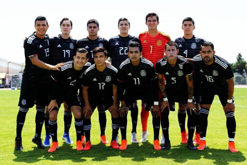Selección Mexicana Sub-22