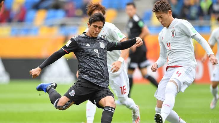 José Juan Macías fue convocado para la Selección Sub-22