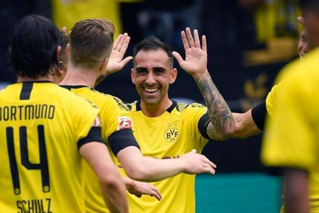 Dortmund sabe cuál es la debilidad del Barcelona