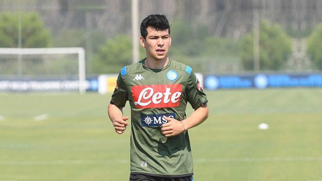 Hirving Lozano podría debutar con Napoli