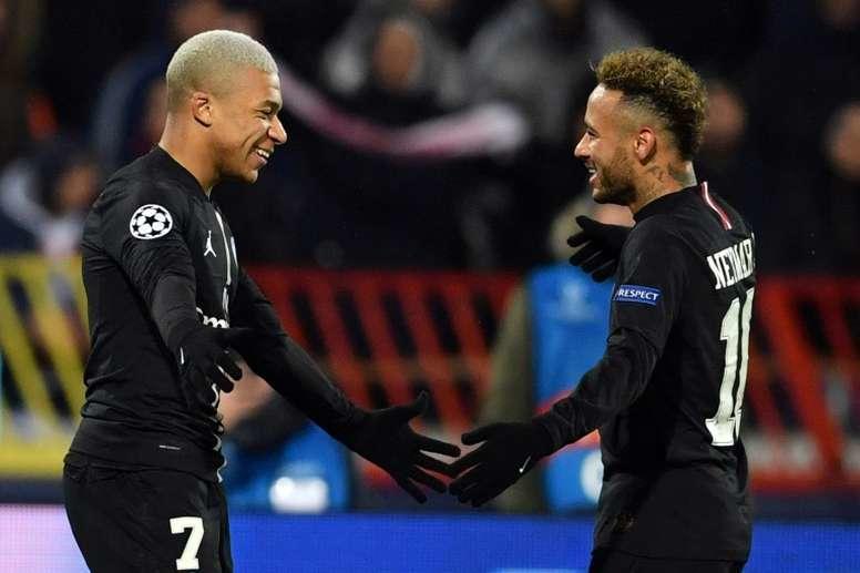 Sin lograr el fichaje de Neymar, Mbappé estaría cerca del Real Madrid