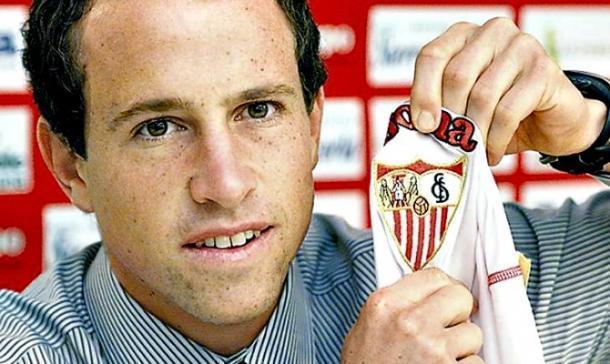 Gerardo Torrado fue el primer mexicano en jugar para Sevilla