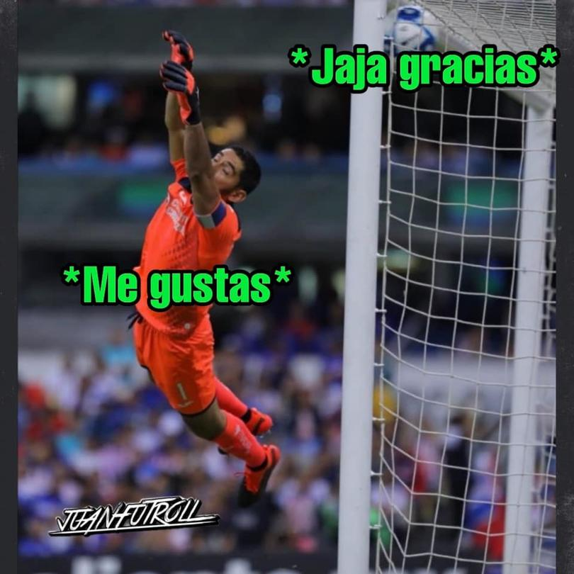 Los mejores memes del Cruz Azul vs Chivas