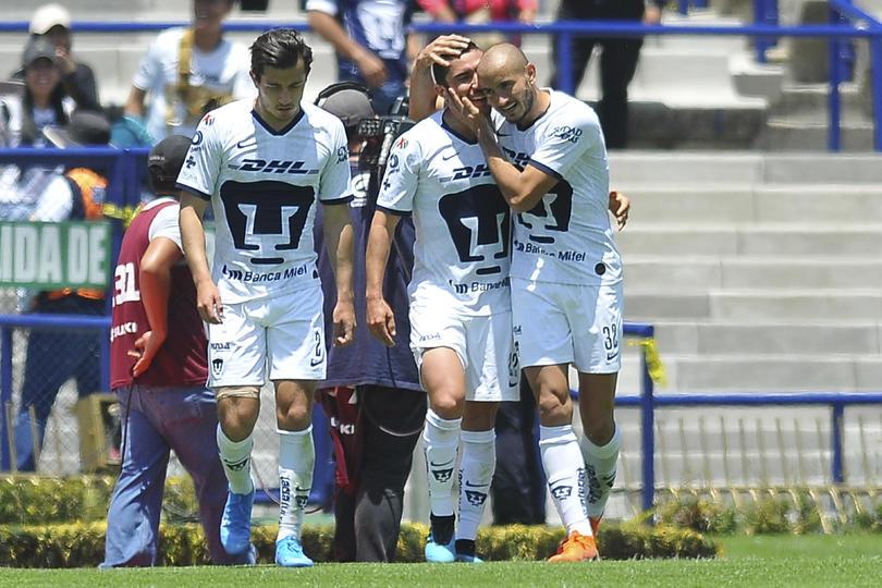 Pumas venció a Toluca