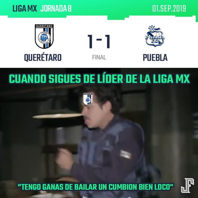 Querétaro 1-1 Puebla