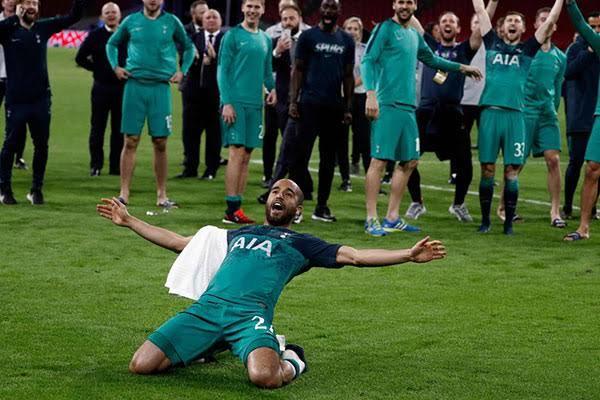 Lucas Moura podría dejar al Tottenham este verano
