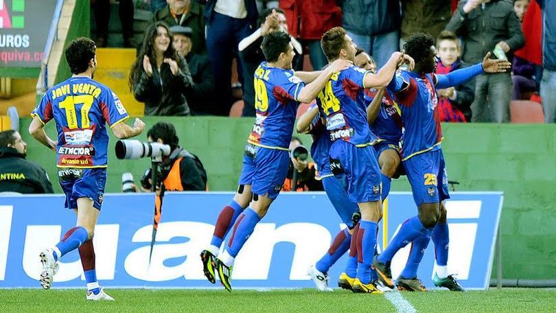 Levante vs Zaragoza 2011