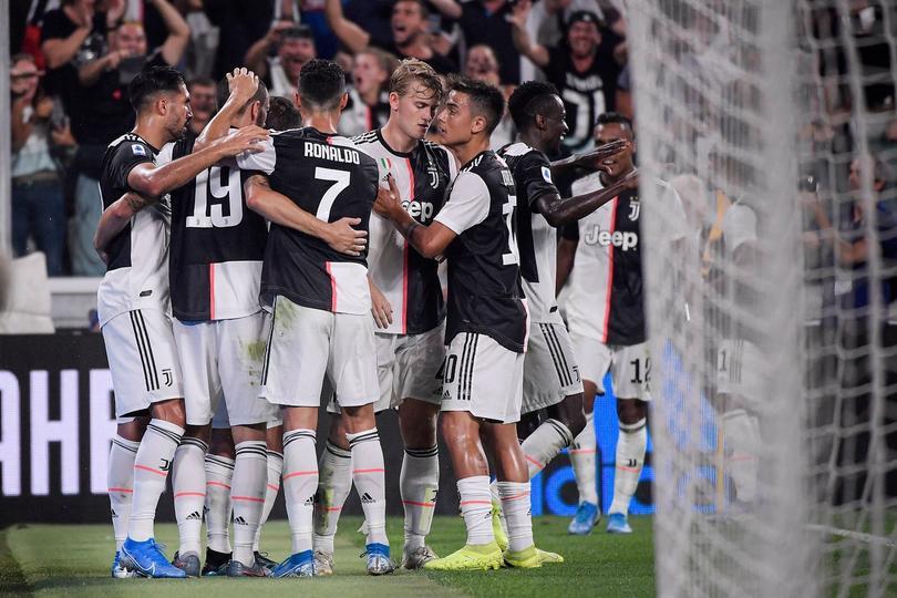 La Juventus anunció la lista de jugadores para la Champions