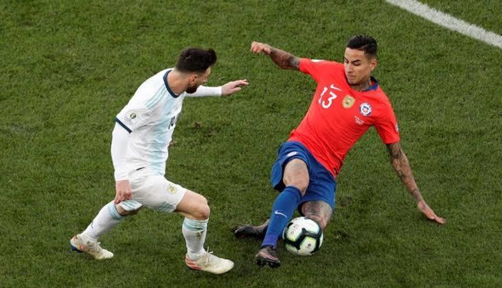 Chile recibirá a Argentina