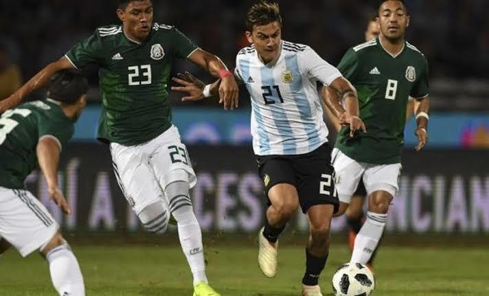 Argentina enfrentará a México