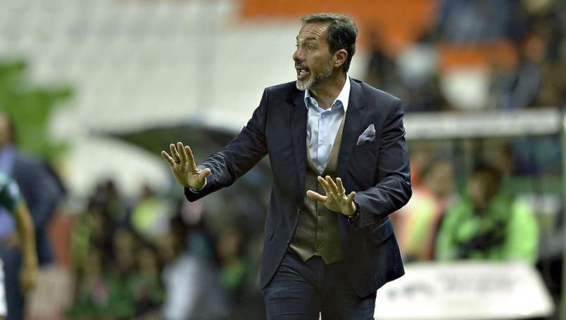 Gustavo Matosas a punto de regresar a México con el San Luis