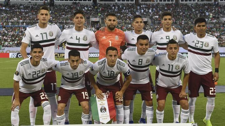 La posible alineación de México