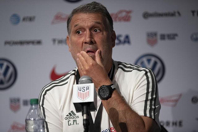 Tata Martino confirmó la baja de dos jugadores