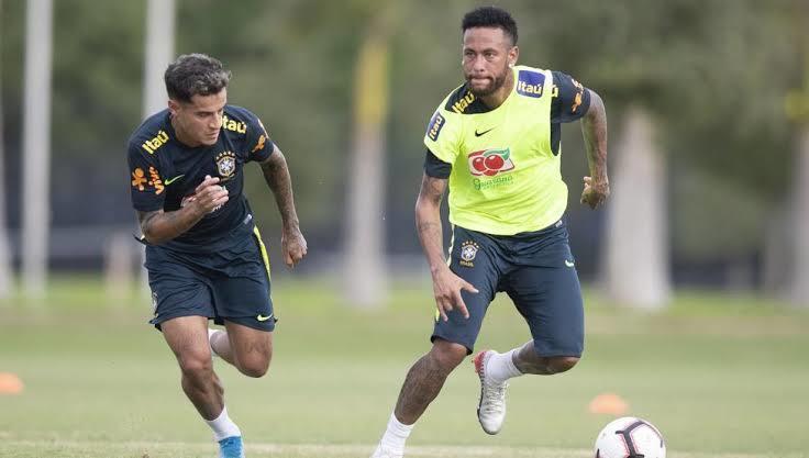 Neymar jugará ante Colombia
